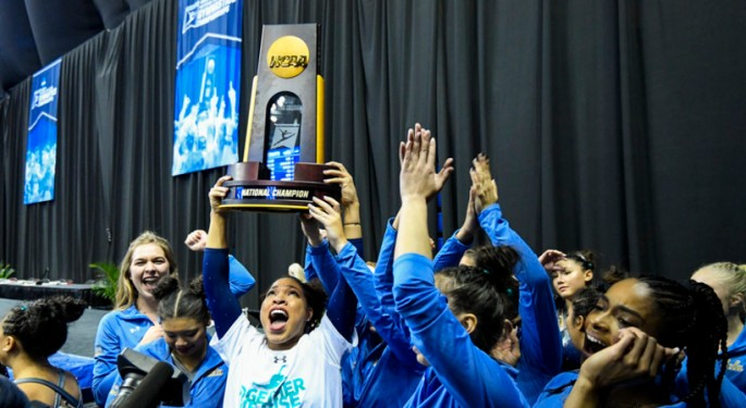 NCAA Division I Women's Gymnastics Championship